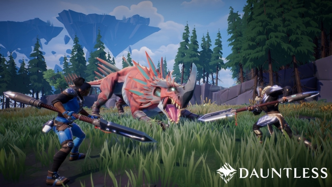 Dauntless PS4 Release Date Announced - PlayStation Universe