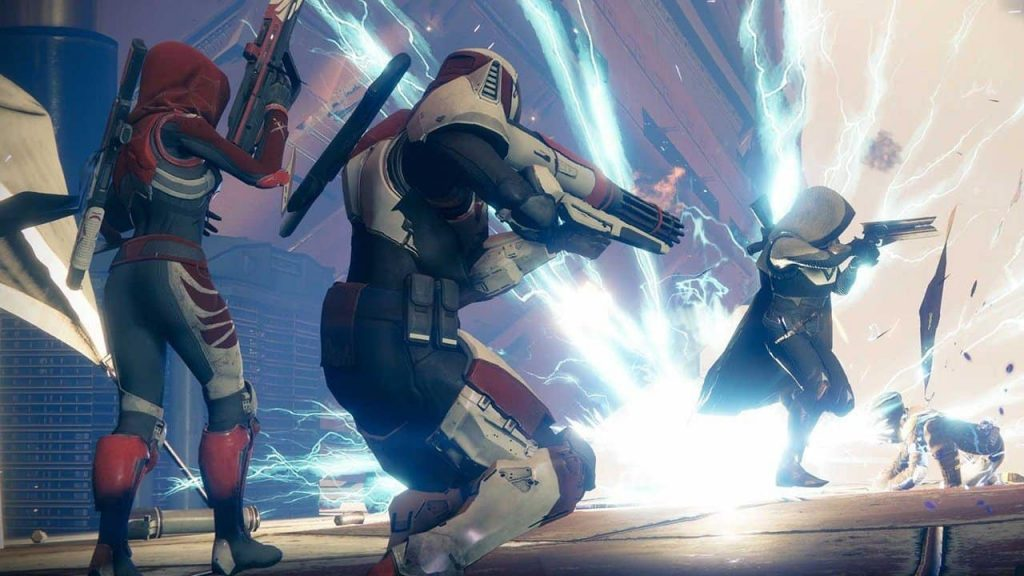 Destiny 2 To Become Free-To-Play With Paid Expansions