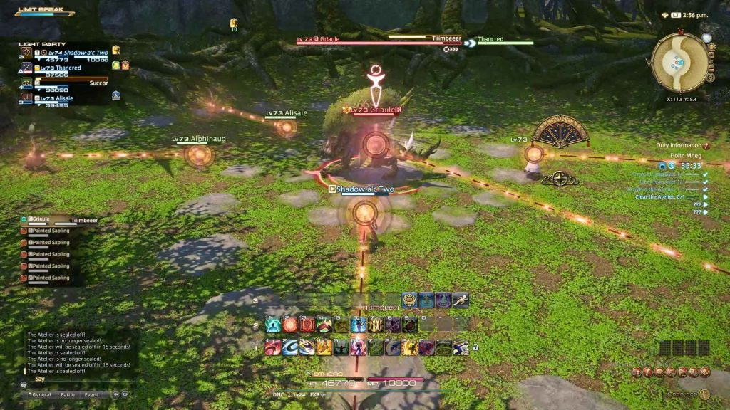 Final Fantasy XIV - Trust System impresses despite growing