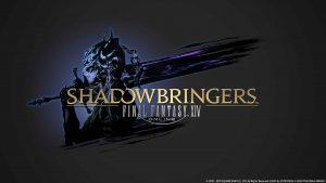 FFXIV Shadowbringers Logo