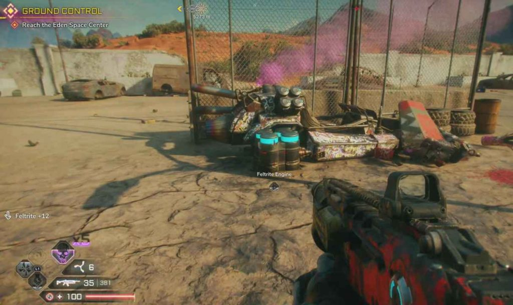 Rage 2: How To Upgrade Weapons, Feltrite & Weapon Core Mods Explained