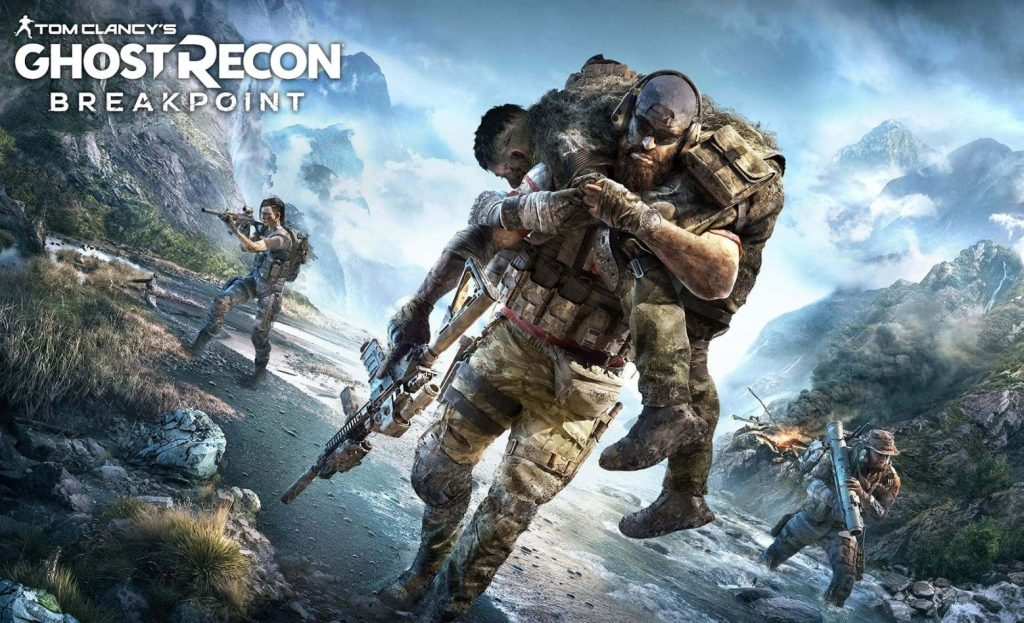 Tom Clancy's Ghost Recon: Breakpoint Officially Revealed By Ubisoft
