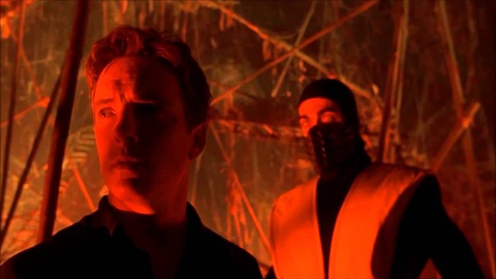 Mortal Kombat Movie Reboot Release Date Announced Playstation