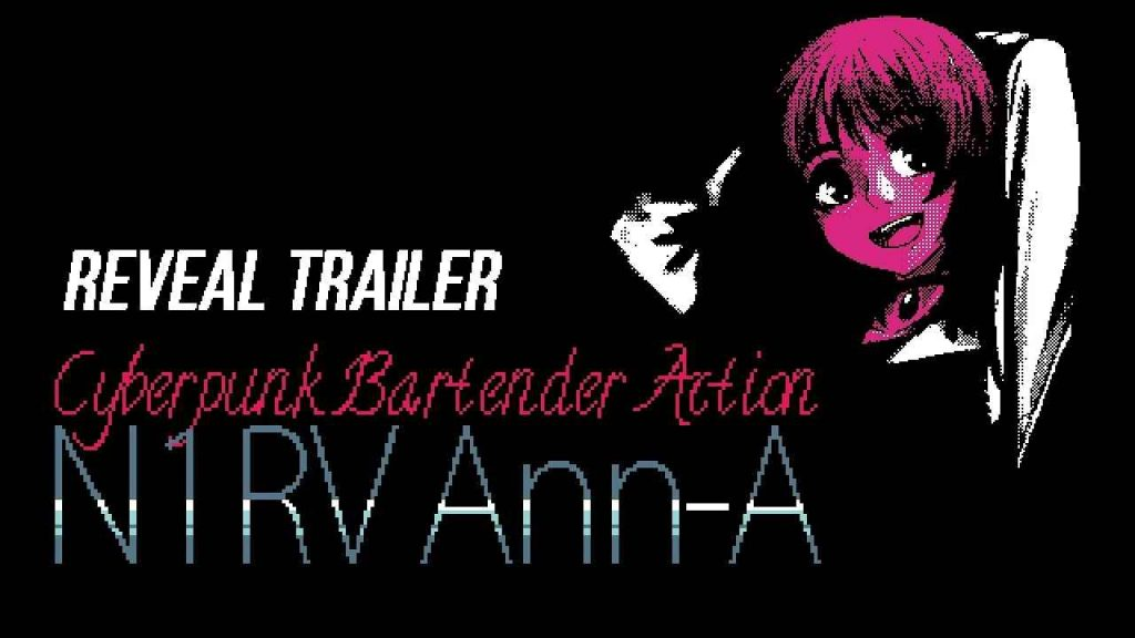 N1RV Ann-A ps4 reveal trailer