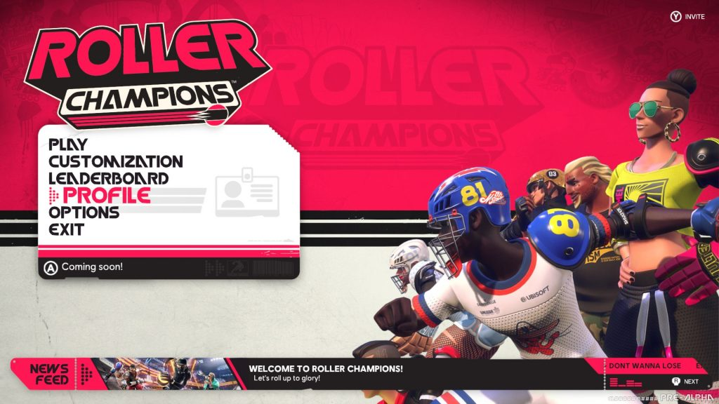 Ubisoft Is Making a Multiplayer Roller Derby Game Titled Roller Champions