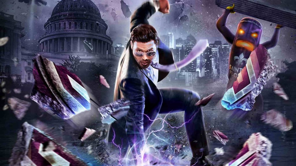 Is the New Chapter of Saints Row About to Be Announced?