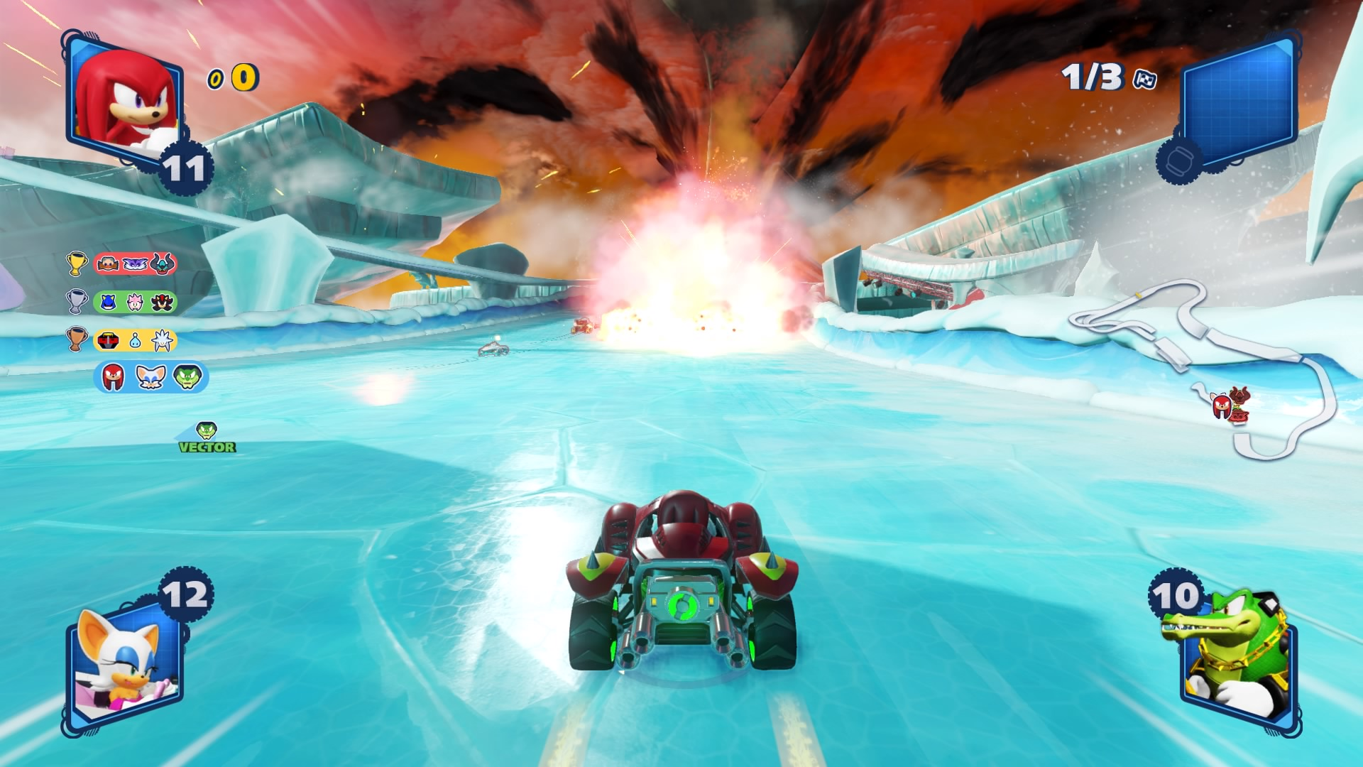 Image result for team sonic racing