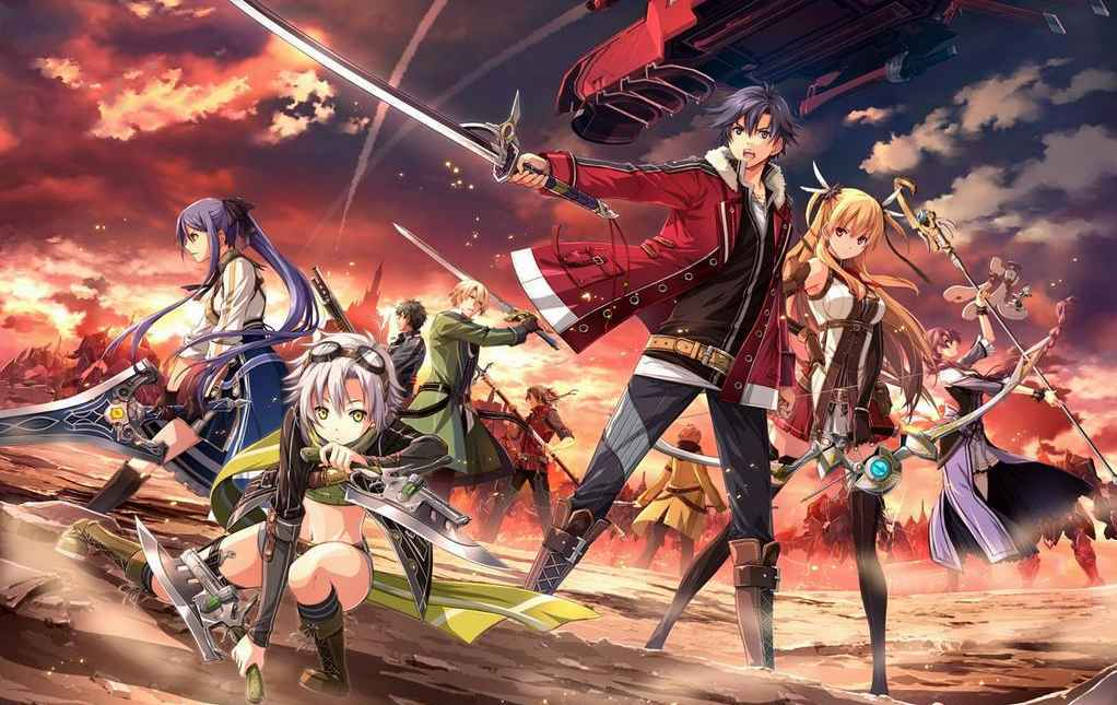 Trails of Cold Steel II Review