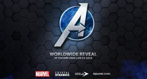 marvels avengers e3 2019