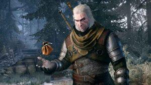 CD Projekt Red Store - Geralt