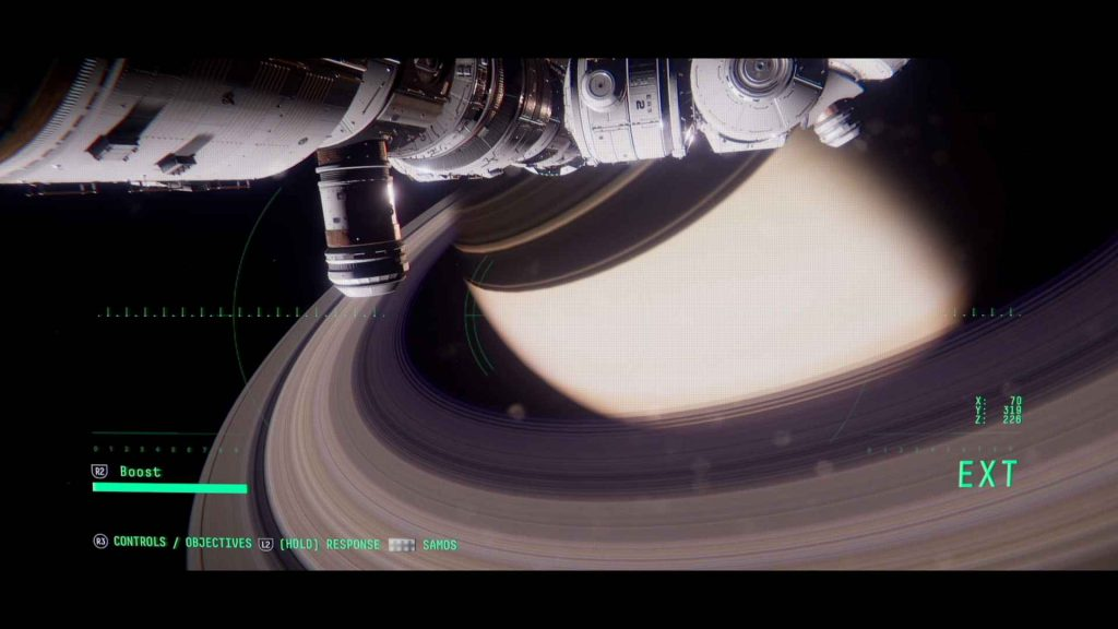 observation review ps4 saturn