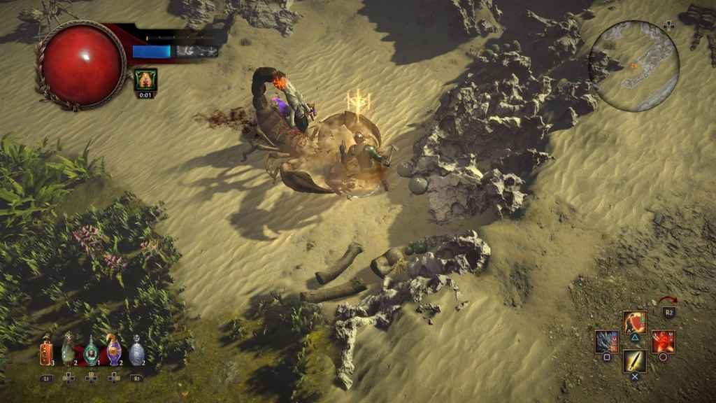 Path of Exile Update 3.6.4