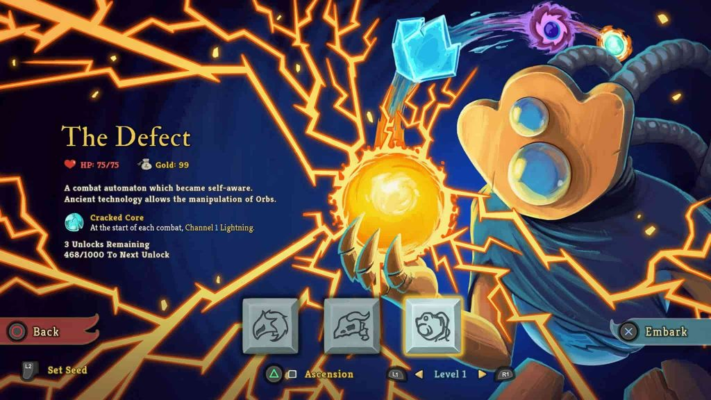Slay the Spire PS4 Review 01