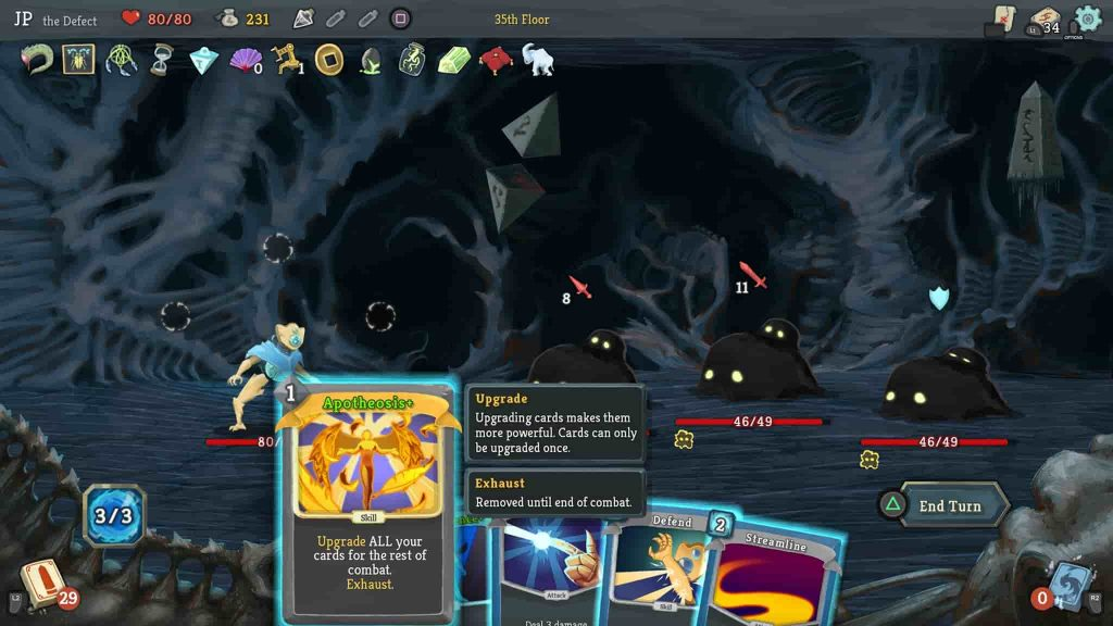 Slay the Spire PS4 Review 02