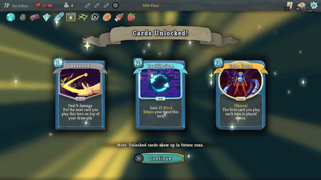 Slay the Spire PS4 Review 04