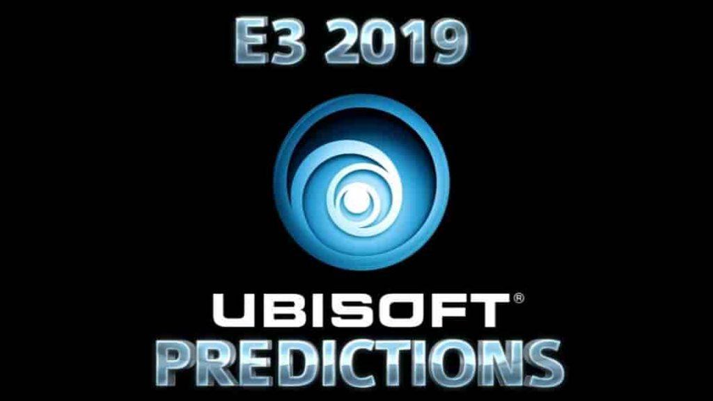 Ubisoft E3 2019 Games