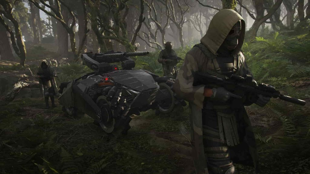 Tom Clancy's Ghost Recon Breakpoint Gameplay Showcased At E3 2019