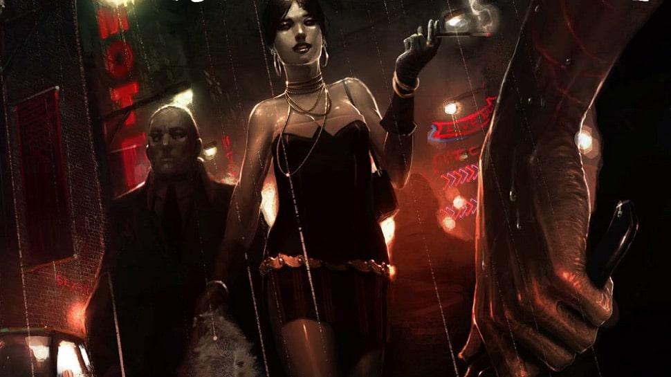 Vampire The Masquerade RPG
