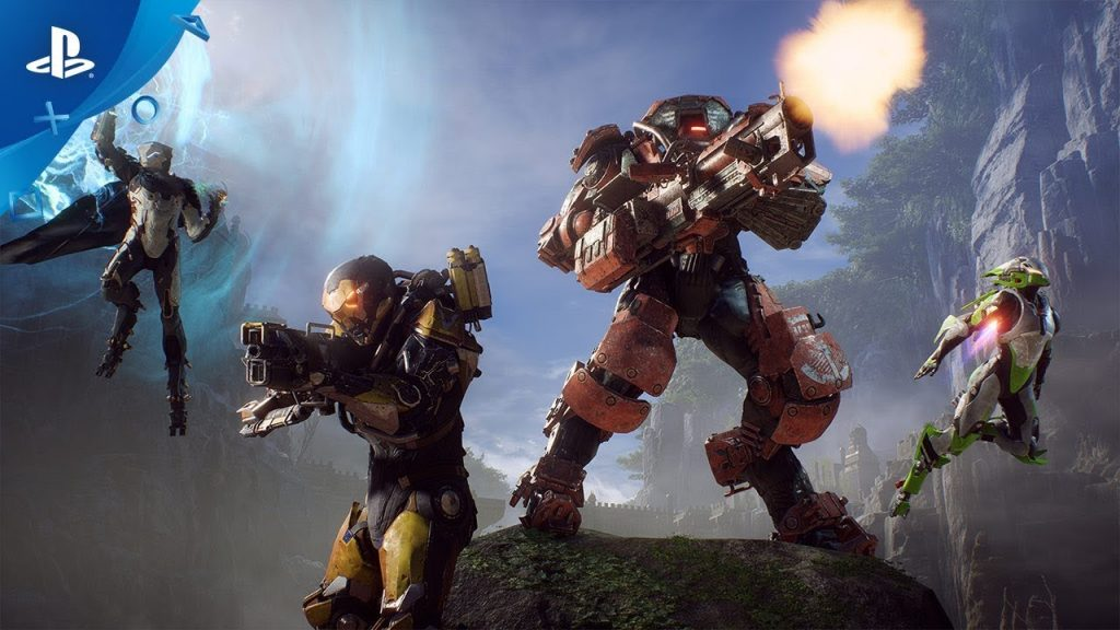 EA CEO says BioWare can make Anthem 'something special'