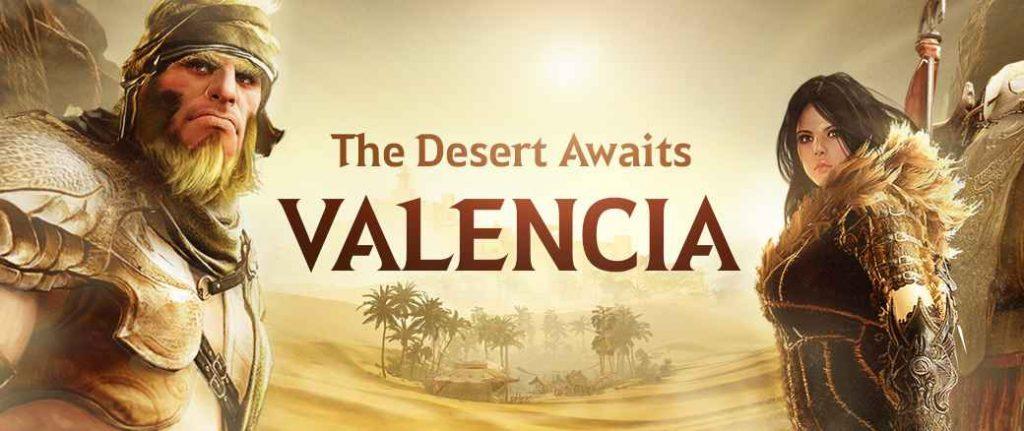 Black Desert Online Valencia