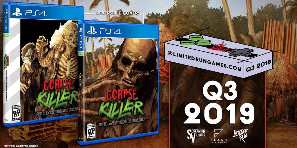 Corpse Killer PS4