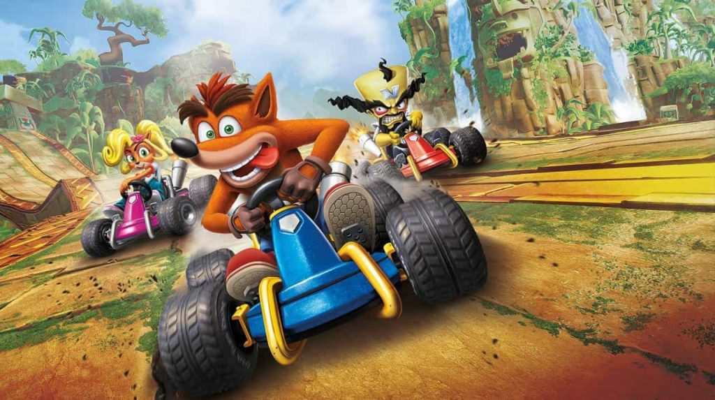UK Charts: Crash Team Racing Nitro-Fueled Knocked Off The Top Spot