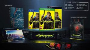 Cyberpunk 2077 Collector's Edition & Standard Edition Revealed