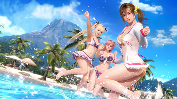 Dead Or Alive Xtreme Venus Vacation Is A New Low For Spin