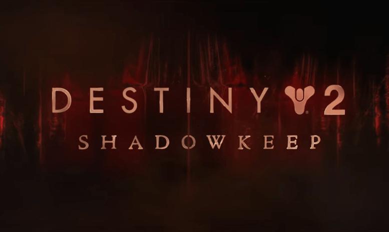 Destiny 2 Shadowkeep release date