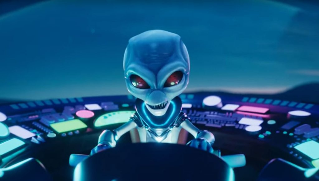 All Games Announced At E3 2020.Destroy All Humans Remake Announced For 2020 At E3 2019