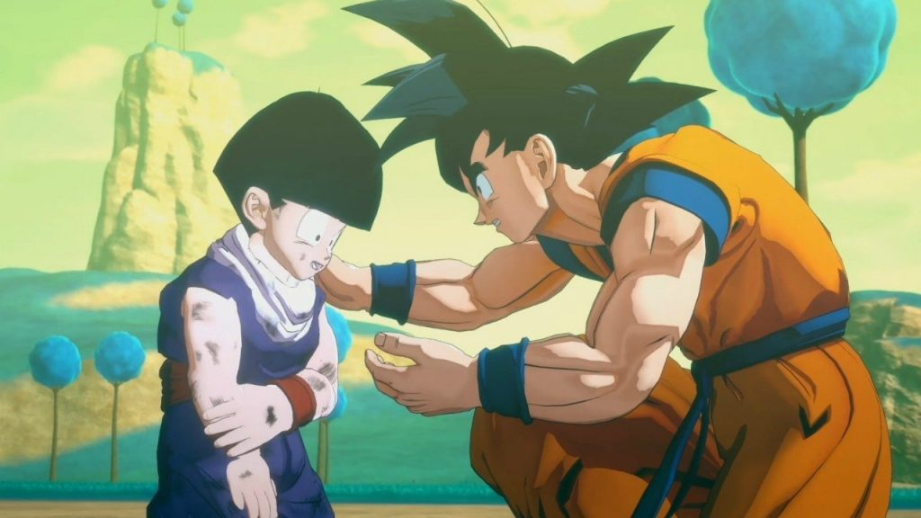 Dragon Ball Z: Kakarot Lands On PS4 In Early 2020
