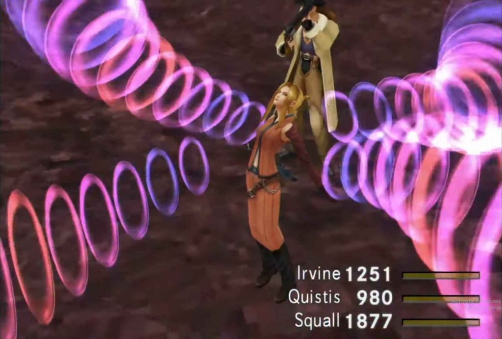 Final Fantasy VIII Remake PS4 quintis
