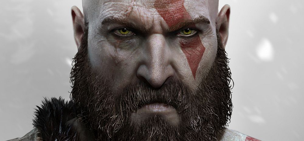 God Of War Ps4 Nearly Ditched Kratos Reveals Cory Barlog