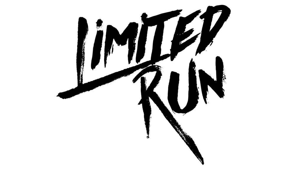 Limited Run games e3 2019