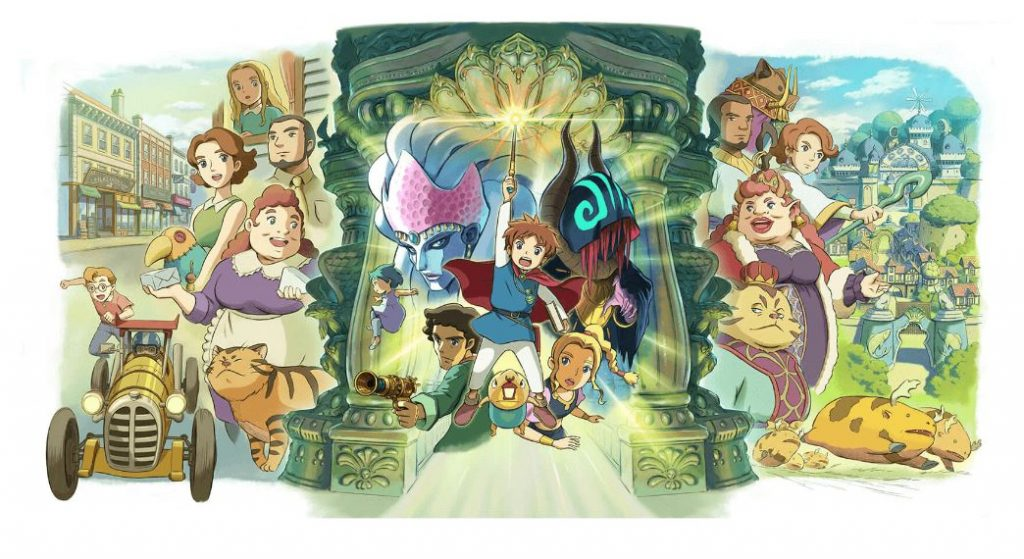 Ni No Kuni: Wrath of The White Witch Remastered Leaked Ahead of E3 2019