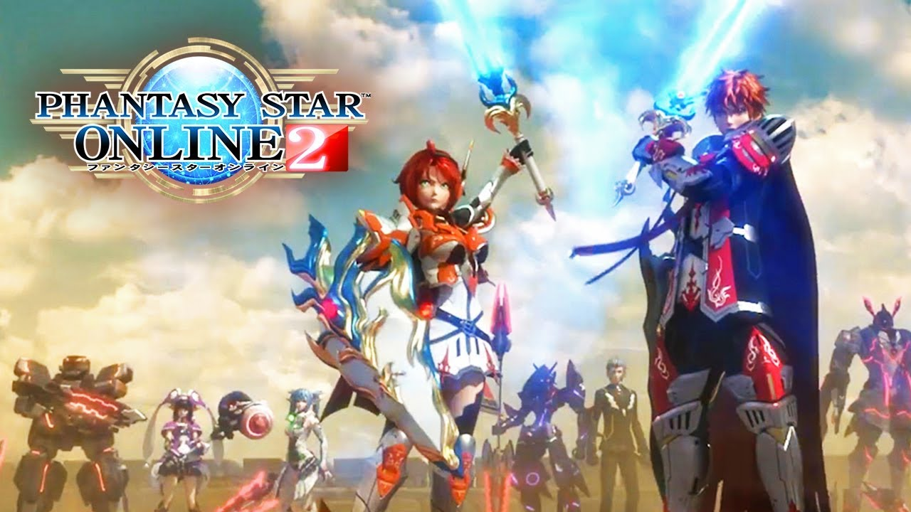 Phantasy Star Online 2 Ps4 Western Release Is Going To Happen