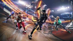 Roller Champions Announced By Ubisoft At E3 2019