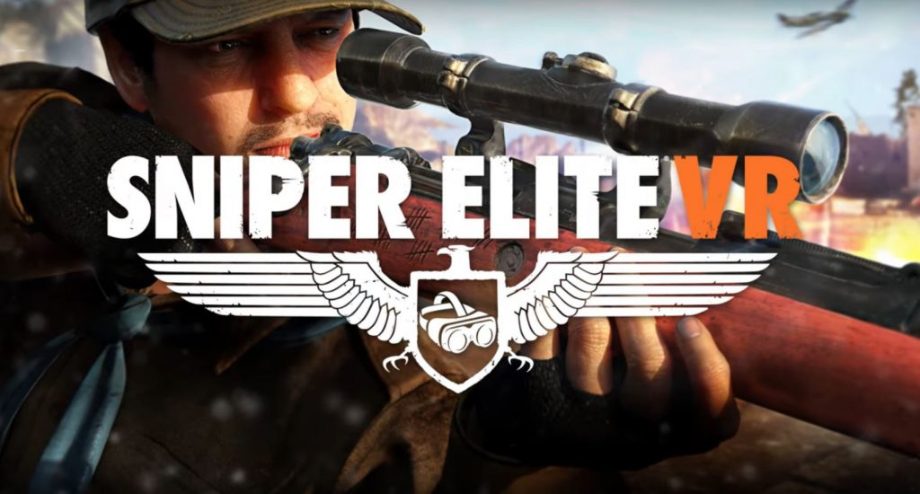 Sniper Elite VR Announced For PS VR