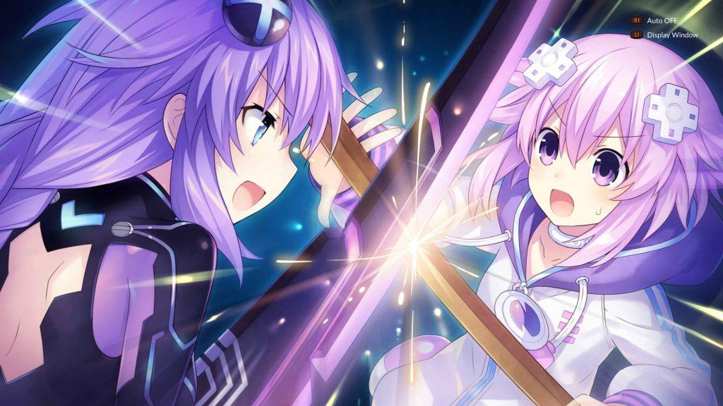 Super Neptunia RPG - Neptune
