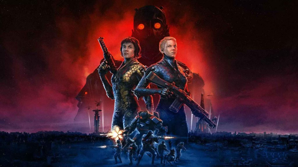 Wolfenstein youngblood sisters