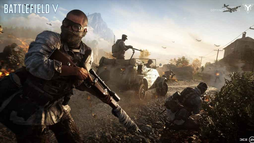 Battlefield V June Update
