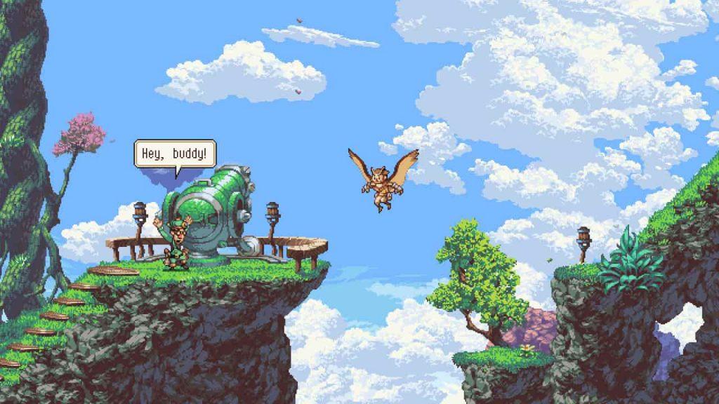 Best PS4 Platform Games Owlboy