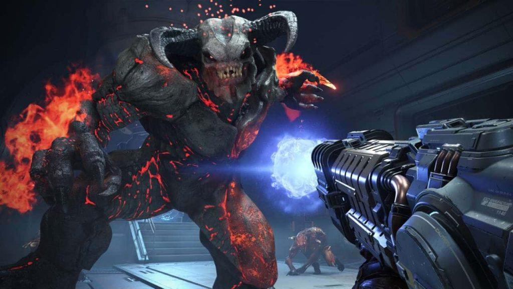 Bethesda E3 2019 Doom Eternal