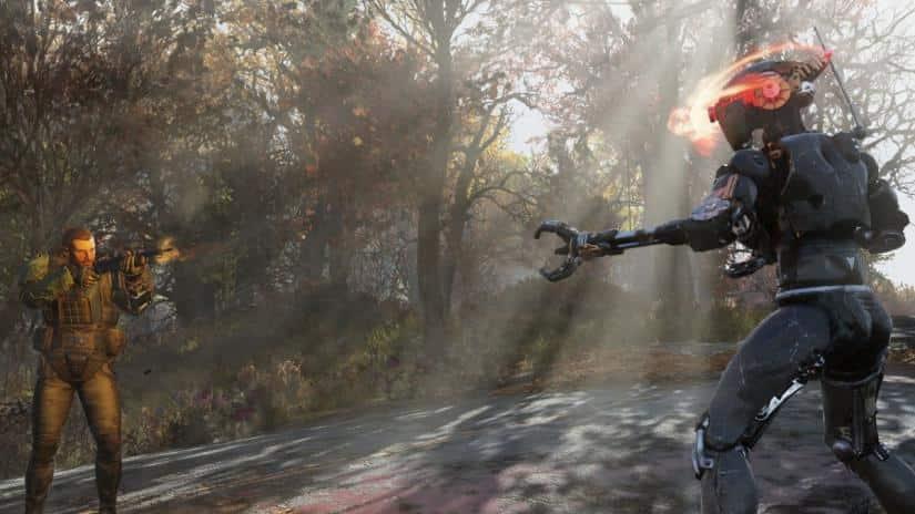 Bethesda E3 2019 Fallout 76