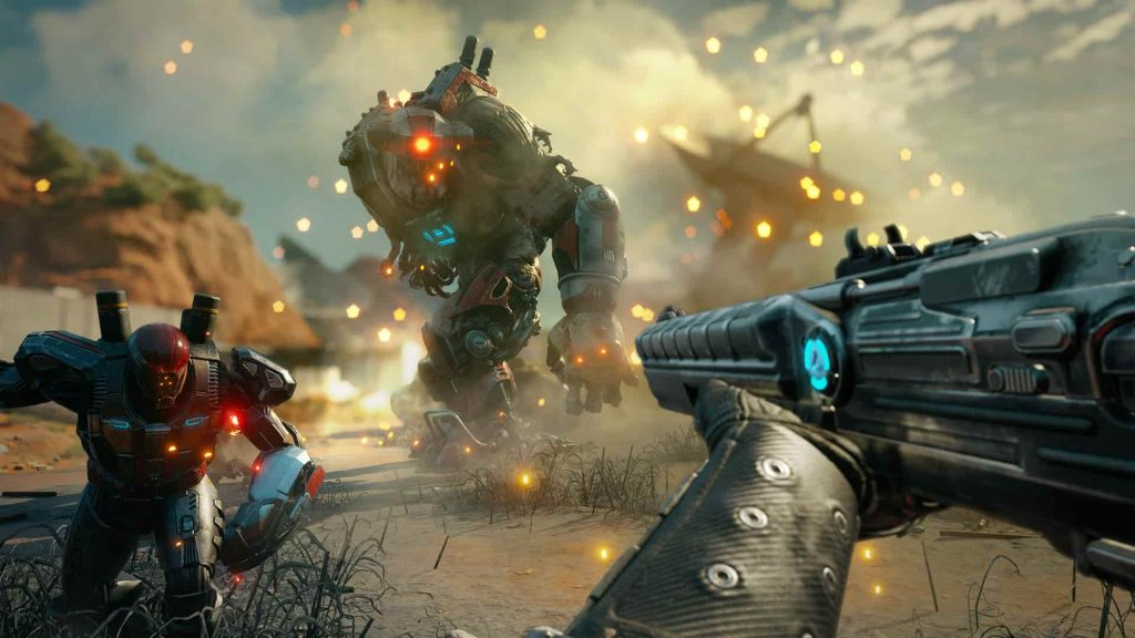 Bethesda E3 2019 Rage 2