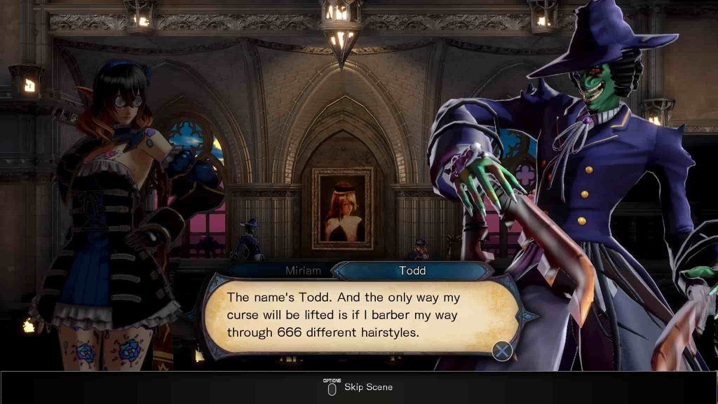 Bloodstained PS4 Review 03