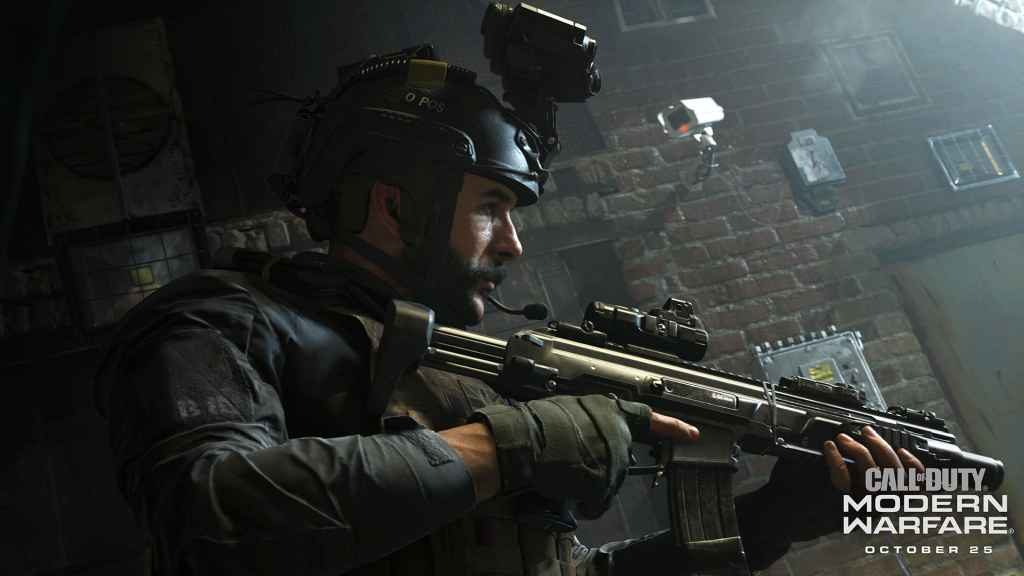 Call of Duty: Modern Warfare Cross-Play