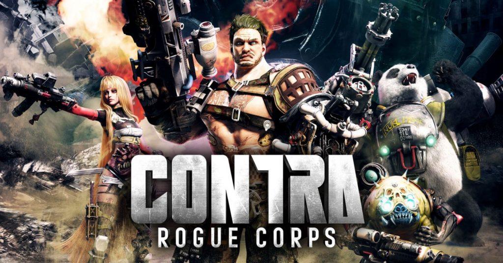 contra-rogue-corps-news-reviews-videos