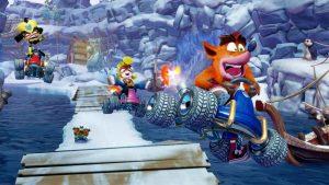 Crash Team Racing Nitro-Fueled - UK Charts