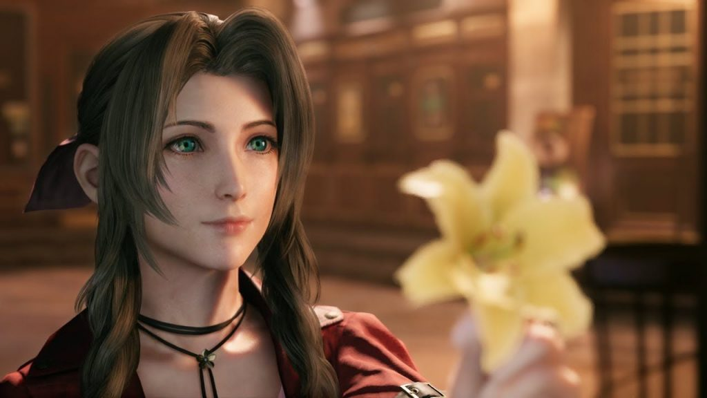E3 2019 Final Fantasy 7 Remake Voice Cast Confirmed